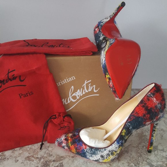 Christian Louboutin Other - These are beautiful Multi colored